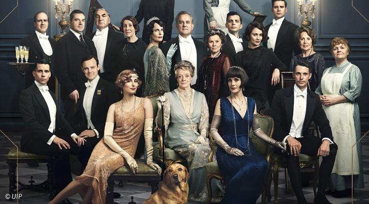 """Så er der guf til alle tilhængere af """"Downton Abbey""""..."""